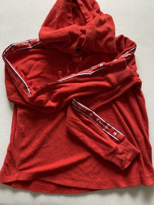 Champion Maglione con cappuccio rosso