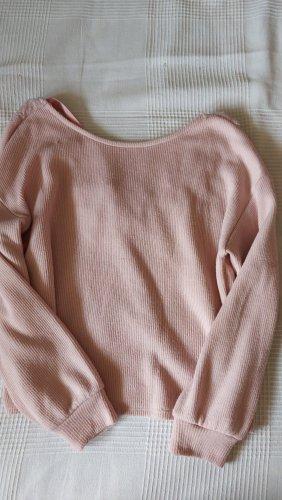 C&A Jersey largo rosa empolvado