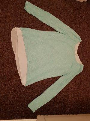 Sweater Twin Set light blue