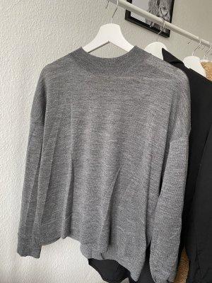 Dünner Pullover aus M.wolle