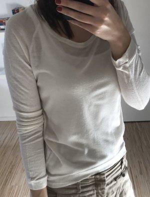 Dünner Pullover / beige