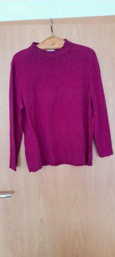 C&A Basics Crewneck Sweater magenta