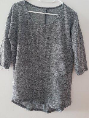 Dünner Pullover Langarm Shirt Strickjacke Rollkragen 3/4 Ärmel von MYHailys