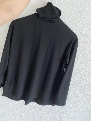 Dünner Rollkragen Pullover