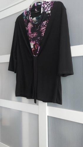 Dünner Shirt Roll mit Cardigan, Gr. 42