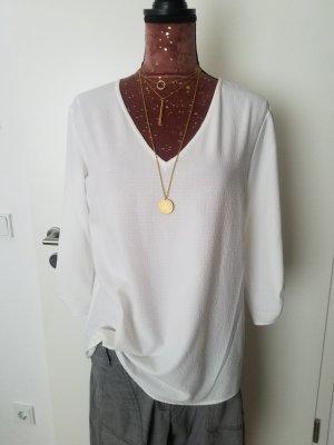 Dünnes Blusen-Shirt von Calvin Klein (M)