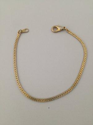 dünnes goldenes Armband vintage