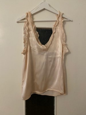H&M Frill Top pink