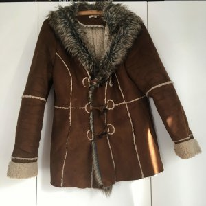 Bonaparte Duffle-coat multicolore cuir