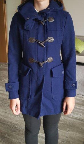 Benetton Duffle-coat bleu
