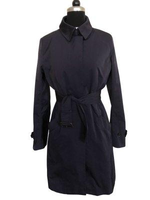 Duffel Coat blue casual look