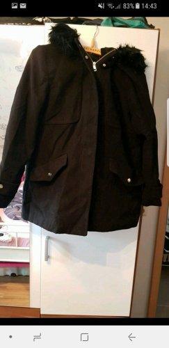 H&M Duffle-coat noir