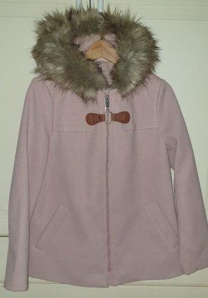 Primark Giacca in eco pelliccia rosa pallido