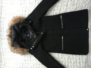New Look Lang jack zwart Polyester