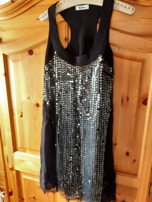Gestuz Sukienka mini czarny