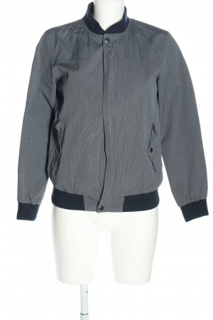 Dunderdon College Jacket light grey-black casual look