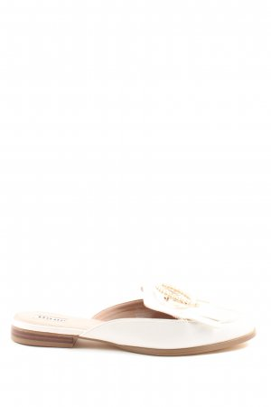 DUNE LONDON Heel Pantolettes white-gold-colored casual look