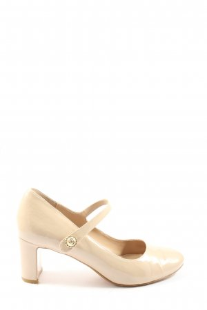 DUNE LONDON Mary Jane Pumps cream business style