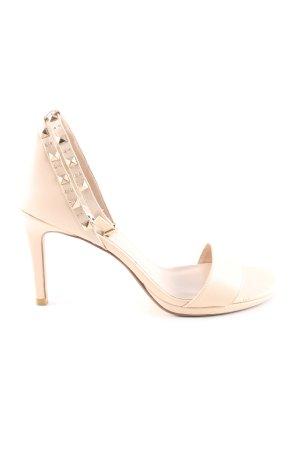 Dune Riemchen-Sandalen nude Elegant