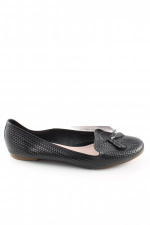 Dune Slip-on Shoes black casual look