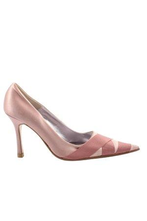 Dune Spitz-Pumps pink Casual-Look