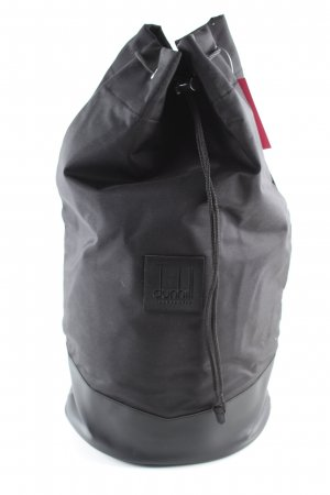 Dunhill Beuteltasche schwarz Casual-Look