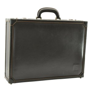dunhill Leather Suitcase