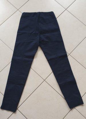 Dunkel blaue schicke Stoffhose  DARLING