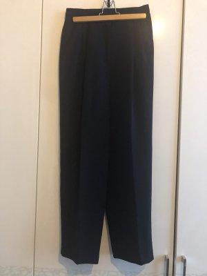 Dunkelblau Anzug Look Hose