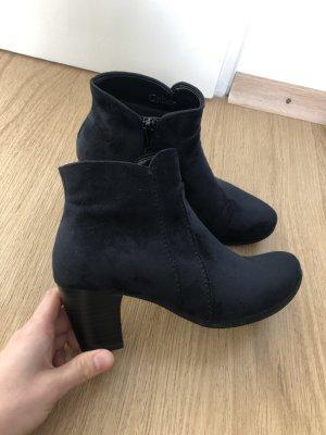 Dunkelblau Schuhe