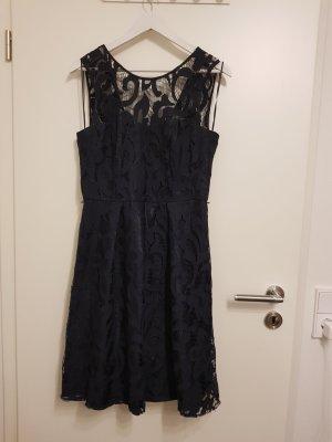 C&A Yessica Koronkowa sukienka ciemnoniebieski