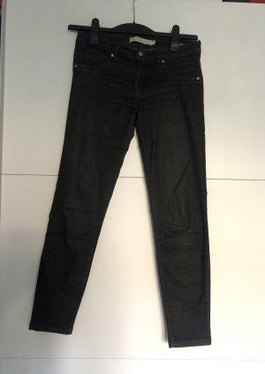 Bershka Jeans a 3/4 blu scuro