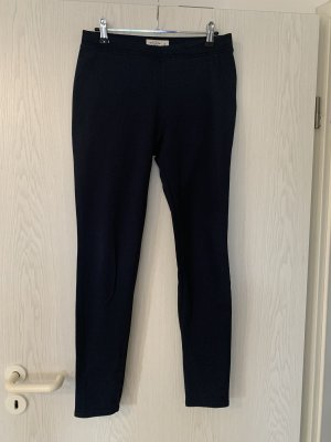 Abercrombie & Fitch Leggings dark blue