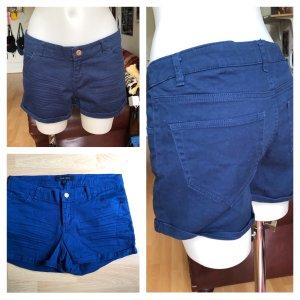 Dunkelblaue Amisu Shorts S/M