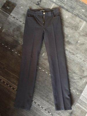 Betty Barclay Jeansy z prostymi nogawkami ciemnoniebieski