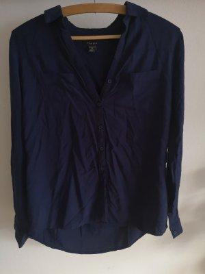 dunkelblaue Bluse von Amisu • Größe XS