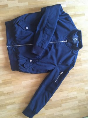 Primark Giacca bomber blu scuro-blu