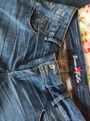 Dunkelblaue Buena Vista Jeans - SALOME