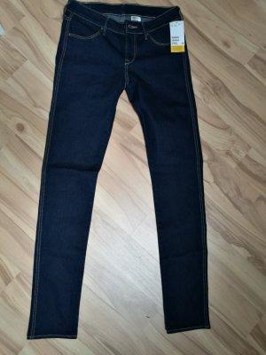 dunkelblaue Denim Skinny Jeans *neu* 27/30