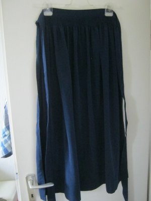 Traditional Apron dark blue