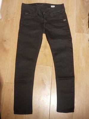 G-Star Low Rise Jeans dark blue