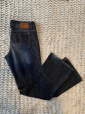 Dunkelblaue Gerade Jeans von s. Oliver