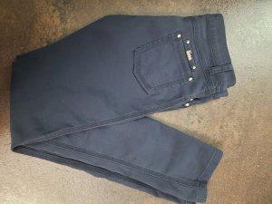 Gucci Pantalon cigarette bleu
