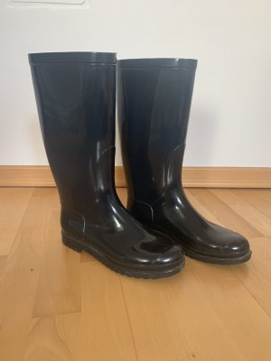 Wellington laarzen donkerblauw