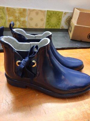 Tchibo / TCM Botas de agua azul oscuro