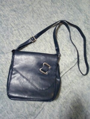 Crossbody bag dark blue