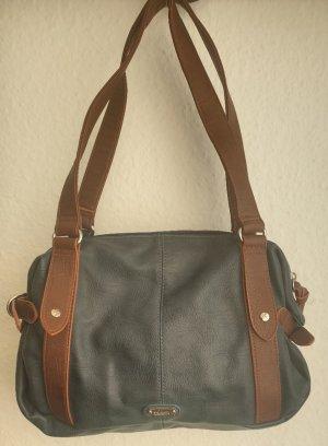 Dunkelblaue Handtasche von S.Oliver