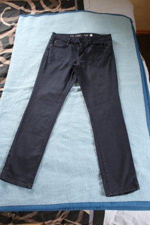 Sir Oliver Pantalone chino blu scuro Cotone