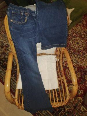 Jeans svasati multicolore