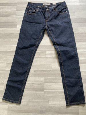 Dunkelblaue Jeans - Größe 42